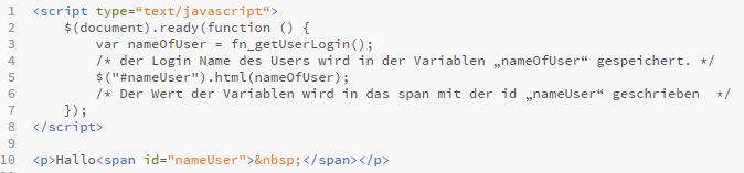 API Code